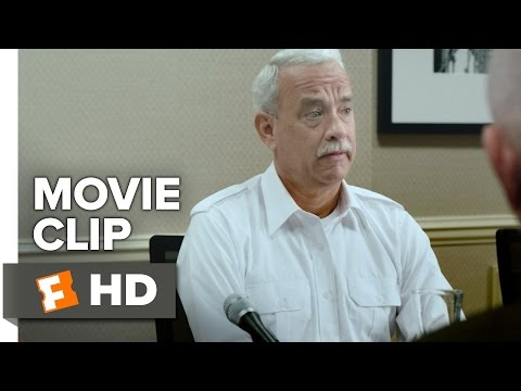 Sully (Clip 'I Eyeballed It')