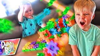 Little Brother Destroys Everything!