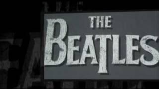 Ladies Amplified Beatles Logo T-shirt