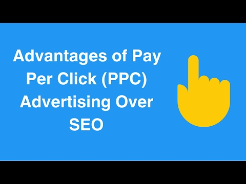 Advantages of Pay Per Click (PPC) Advertising Over SEO