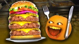 EATING CHALLENGES SUPERCUT! | Annoying Orange