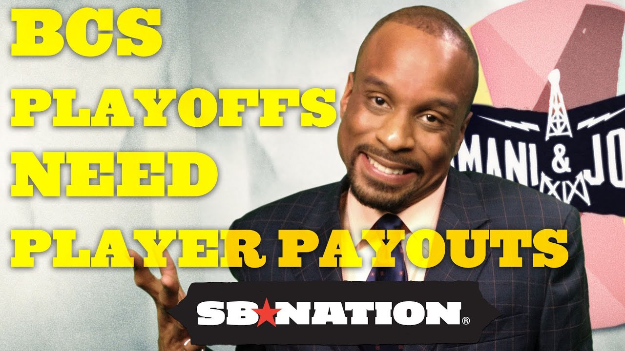 BCS Playoff Still Doesn't Help The Players - Bomani and Jones, Episode 29 thumbnail