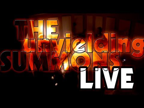 The Unyielding Summons (Live)