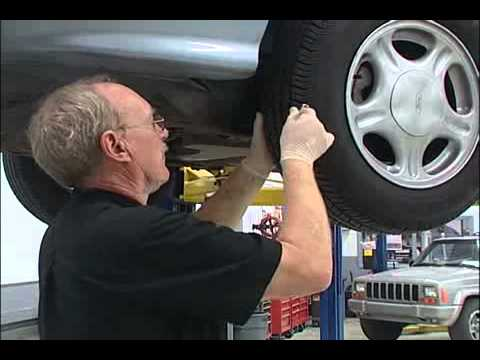 The Trainer #9:  Professional Tire Inspection and Service