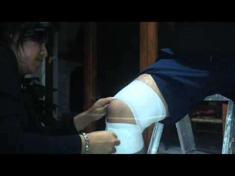 Tratamiento con ejercicios para articulación de la rodilla coxartrosis