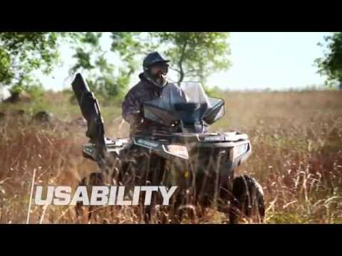 2016 Arctic Cat Alterra 550 XT in Roscoe, Illinois - Video 3
