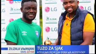 Mchezaji John Makwata wa AFC Leopards ateuliwa kuwa mchezaji bora wa Agosti na Septemba
