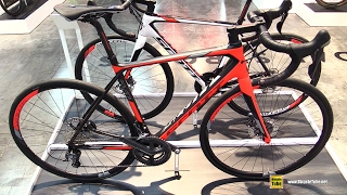2017 Scott Solace 10 Disc Road Bike - Walkaround - 2016 Interbike Las Vegas