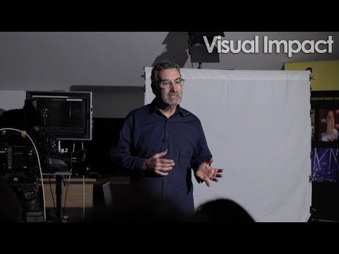 Take a look back at George Mooradian's lighting workshop at Visual Impact HQ. Tons of great tips & info in this one!