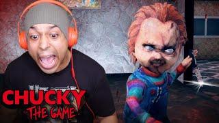 CHUCKY GOT HIS OWN GAME!! RUN FOR YO LIFE!! [CHUCKY: KILLER DOLL]