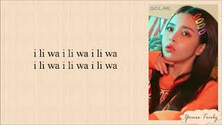 MAMAMOO (마마무) - gogobebe (고고베베) Easy Lyrics