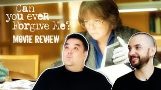Can You Ever Forgive Me? starring Melissa McCarthy MOVIE REVIEW | LFF2018