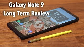 Galaxy Note 9 After 3 Months - Was it a Mistake?