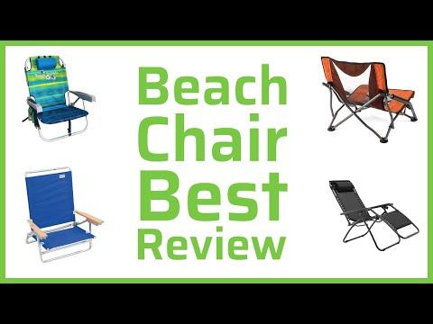 Beach Chair Best Review   Lightweight Travel Beach chair - (2019)