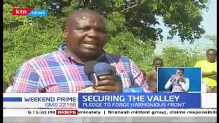 Pokot, Marakwet hold peace meetings after area witnessed series of attacks