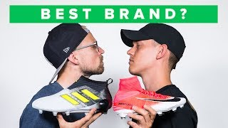 NIKE OR ADIDAS? Which brand is best? | Unisport Uncut Ep. 41