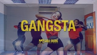 Kehlani - Gangsta (From Suicide Squad: The Album) (Dance Choreography by Sara Shang)