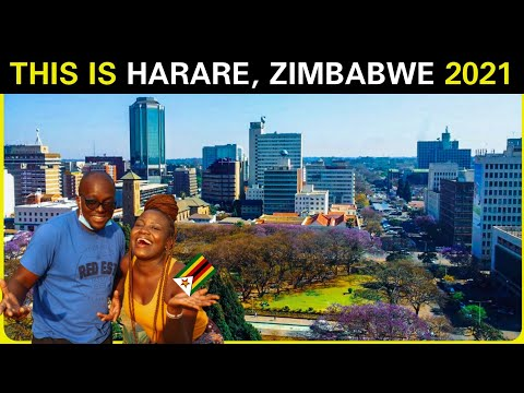 This Is Zimbabwe, Harare Africa you don't See on TV #Zimbabwe Africa Ep 8