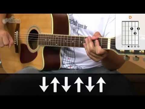 Chalana - Almir Sater (aula de violão)