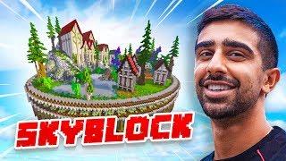 NEW INFINITY SEASON! - Minecraft SKYBLOCK #1 (Season 3)