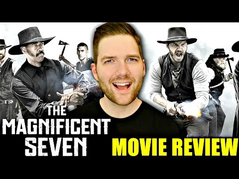 The Magnificent Seven - Movie Review