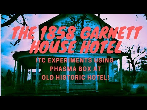 ITC Experiments using PhasmaBox
