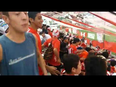 """""""Vamos a volver al Nacional - La Banda Chacarera vs. Atlético Argentino 2016"""" Barra: Los Leones del Este • Club: San Martín de Mendoza"""