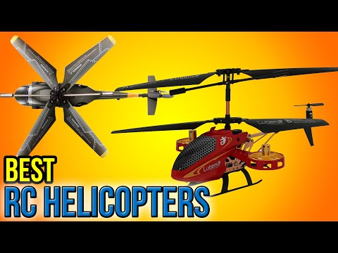 10 Best RC Helicopters 2016