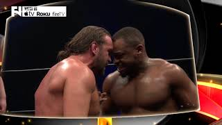 Silas Young vs. Kenny King for TV Title | Ring of Honor Tues. at 10 p.m. ET on FN Canada