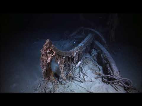 Toer deur Titanic