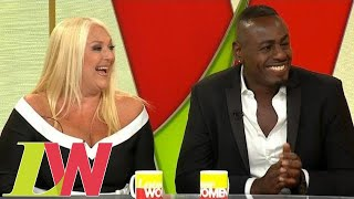 Vanessa Feltz Has Never Let Her Fiancé See Her Without Makeup On | Loose Women