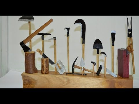 Tradicional fábrica de ferramentas Fardin em Alfredo Chaves