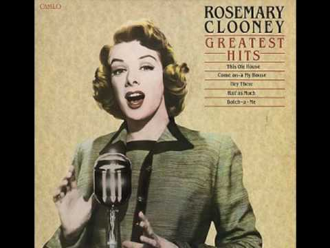 """Half As Much"" Rosemary Clooney Mp3"
