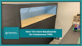 New Tim Horn Baseboards on Cottesmore TMD.
