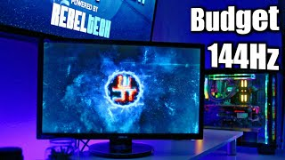 144Hz Gaming On A Budget ASUS VG248QE Review