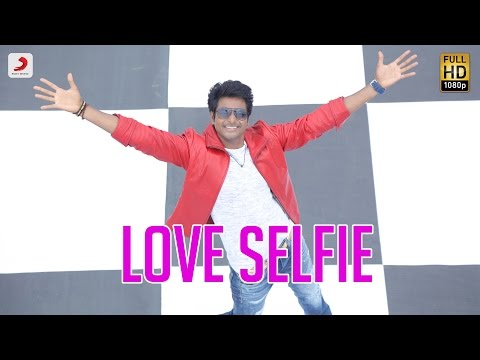 Remo - Love Selfie Telugu Video   Sivakarthikeyan, Keerthi Suresh   Anirudh Ravichand