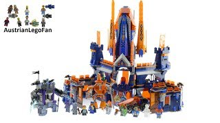 Lego Nexo Knights 70357 Knighton Castle - Lego Speed Build Review