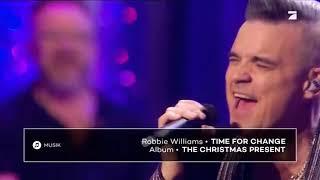 ProSieben in Concert: Robbie Williams Christmas Special Vorschau für den 19.12.2019 (ProSieben)