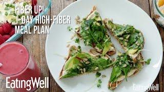 1-Day High Fiber Meal Plan | EatingWell