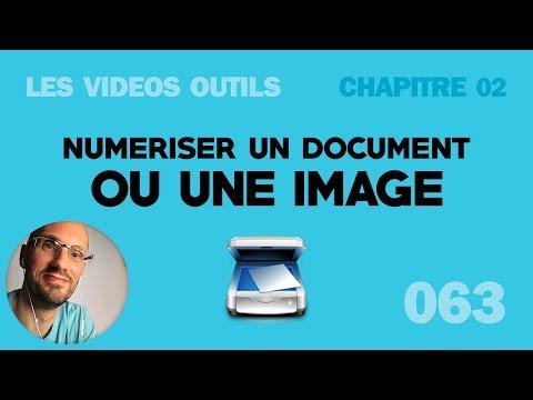 Comment scanner un document ou une photo avec Windows