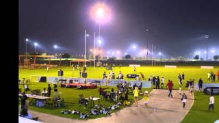 preview picture of video 'Time lapse - Al Ain rugby club'