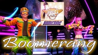 "Dance Central Fanmade - ""Boomerang"" Dj Felli Fel ft. Akon, Pitbull |Fanmade|"