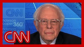 Bernie Sanders: Bloomberg is trying to buy the election