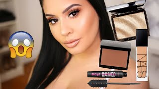 FULL FACE OF FIRST IMPRESSIONS: ABH Amrezy Highlight, Nars Foundation & More