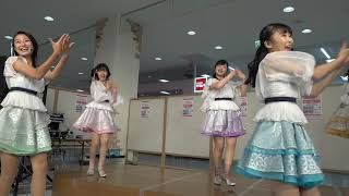 YENA☆「明石の星」インストアライブ第1部・イトーヨーカドー明石店3階 2019.7.21