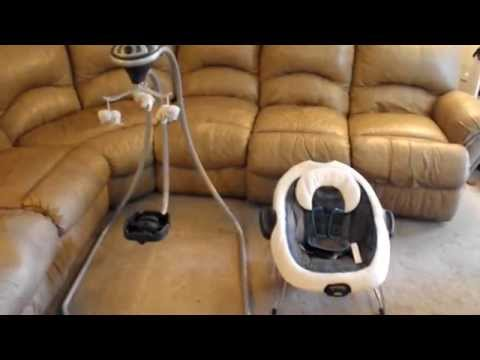 Graco Duetconnect Baby Swing And Bouncer Bristol Walmart Com