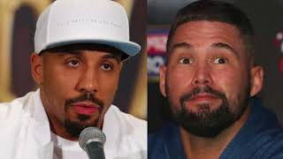 Andre Ward Warns Tony Bellew: This Ain