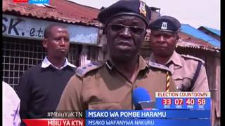 OCPD Omukata: Tayari vijana kadhaa wametiwa nguvuni kwa kujihusisha na unywaji wa vileo haramu