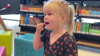 Bijzonder voorleesuurtje voor kinderen in bibliotheek Kaatsheuvel
