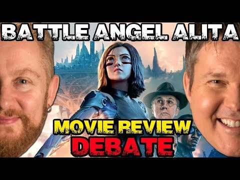 ALITA: BATTLE ANGEL Movie Review - FILM FURY